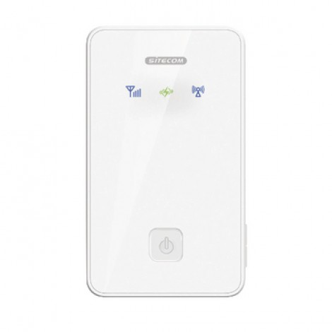 3G Mobile Wi-Fi Router