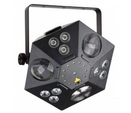 ALIEN JB SYSTEMS 5 effets différents dans un seul appareil !