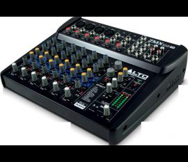 Table de mixage Studio / Live 8 canaux avec processeur d'effets ALTO ZMX122FX