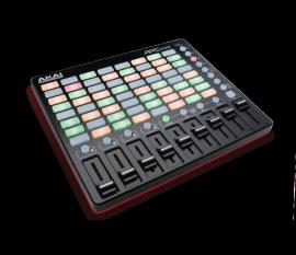 Contrôleur compact et portable pour Ableton Live