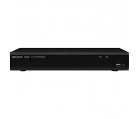 MONACOR IOR-208 Enregistreur vidéo réseau 8 canaux