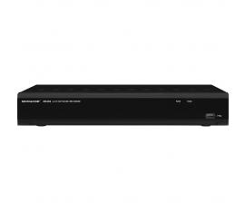 MONACOR IOR-204 Enregistreur vidéo réseau 4 canaux