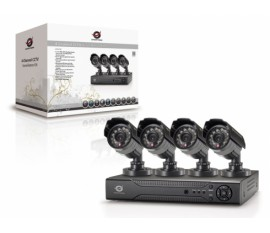 Kit Video surveillance 4 canaux