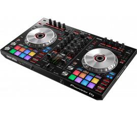 Pioneer DDJ-SR2 contrôleur 2 canaux dédié au logiciel Serato DJ