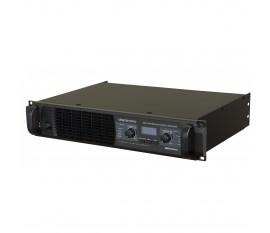Amplificateur de puissance professionnel à découpage, contrôlé par DSP.