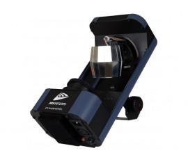 Effet LED à miroir rotatif Dynabarrel