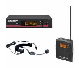 Système micro headset sans fil complet