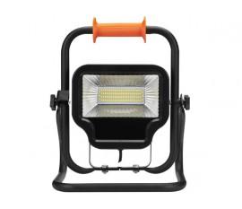 PROJECTEUR DE CHANTIER PORTABLE À LED - LED DE 30 W - 4000 K