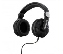 Casque DJ avec une bonne isolation sonore et oreillette pivotante