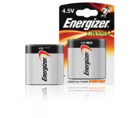 Piles alcalines 3LR12 4.5 V Ultra+ 1pc/blister