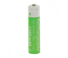 Batteries NiMH AAA/LR03 1.2 V 1100 mAh 4-blister
