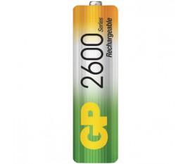 Batteries NiMH AA/LR6 1.2 V 2600 mAh 4-blister