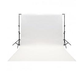 Toile de fond blanche 3x3 m