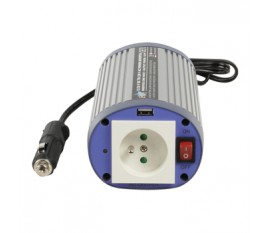 HQ INVERTER 150W 24 > 230V + USB