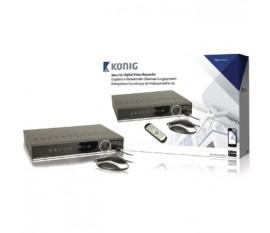 Enregistreur vidéo numérique avec disque dur 1000Go intégré