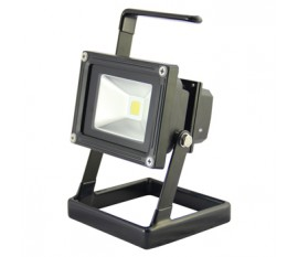 Rechargeable LED floodlight 5W