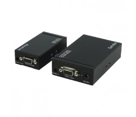 VGA & audio extender by utp