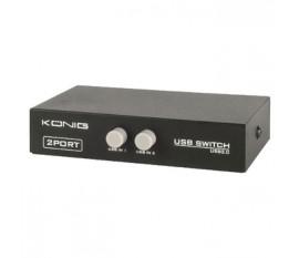 Commutateur USB 2ports