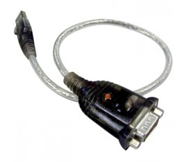 USB to RS-232 adapter cable 0.35 m