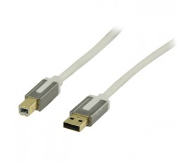 Interconnexion USB2.0 A-B Haute Performance 2.0 m