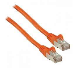 FTP CAT 6 network cable 30.0 m orange