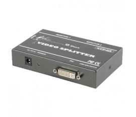 Répartiteur DVI 2 ports