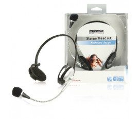 Micro-casque tour de cou stéréo