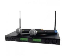 Système de microphone sans fil 16canaux