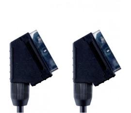 Câble Vidéo Audio PERITEL 1.0 m