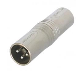 3p XLR NA3MM adapter