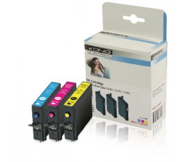 Cartridge Epson compatible T1291 colour (3x 9 ml)