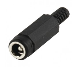 Female power plug in:2.35mm