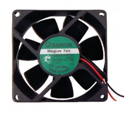 DC fan 80x80x25 mm