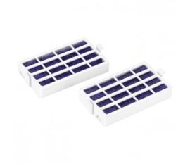 2 filtres Microban antibactériens pour réfrigérateurs