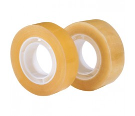 Clear tape 12 mm x 33 m 12-reel