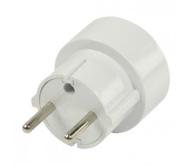 South europe travelling adaptor
