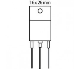 SI-N 1500 V 12 A 45 W 0.55us