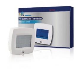 Thermostat à écran tactile