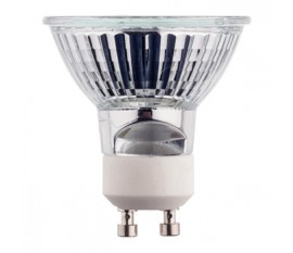 Lampe halogène MR16 GU10 20W 77lm 2800K