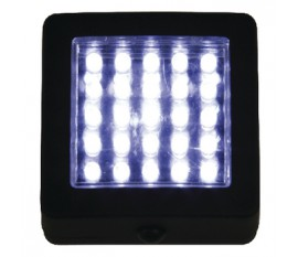 Led magnet light with hook
