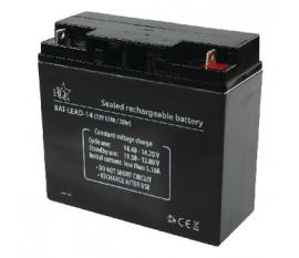 Batterie au plomb acide 12 V 17 Ah