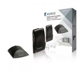 Récepteur audio numérique portable 34canaux