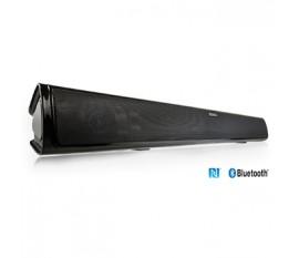 Barre de son Bluetooth® 4.0 noir piano