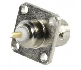 BNC chassis socket