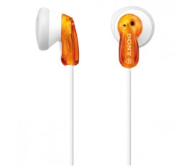 MDRE9LPD in-ear headphone orange