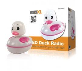 Radio de bain canard avec LED