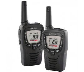 PMR radio twin pack