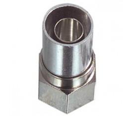 Connecteur typeF à sertir (emballage de 10unités)