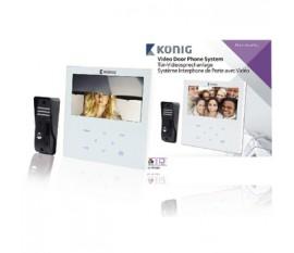 Système interphone de porte avec vidéo