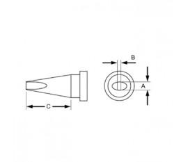 LT B soldering tip